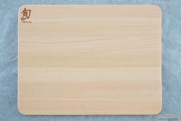Small Hinoki Cutting Board (10-3/4 in x 8-1/4 in x 1/2 in) - DM0814