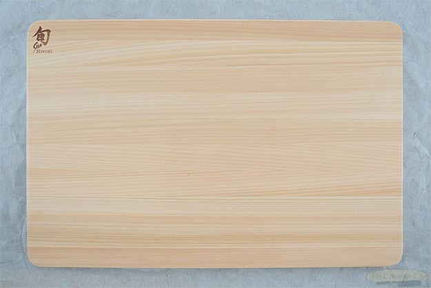Medium Hinoki Cutting Board (15-3/4 in x 10-3/4 in x 1/2 in) - DM0816