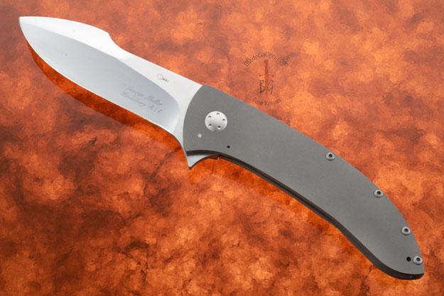 Framelock Tactical Flipper (IKBS)
