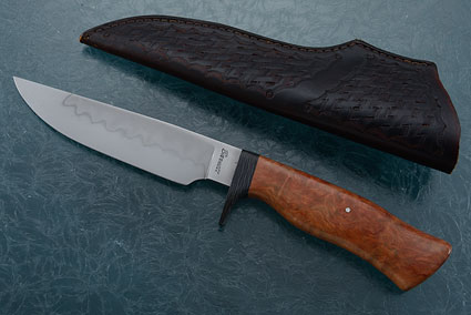 Hunter with Red Ironbark and Carbon Fiber