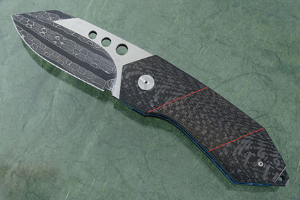 Tactical FLF with Lightning Strike Carbon Fiber and MoonGlow II (IKBS)