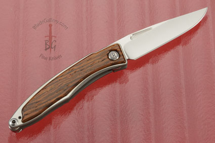 Mnandi with Cocobolo - Left Handed