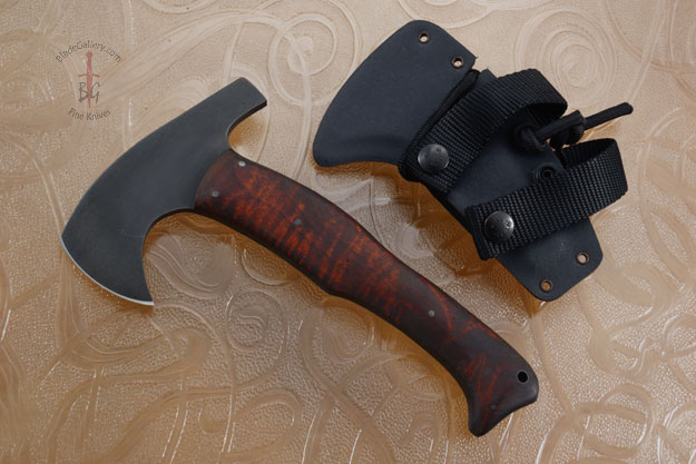 Hunter Axe LT with Maple and Caswell