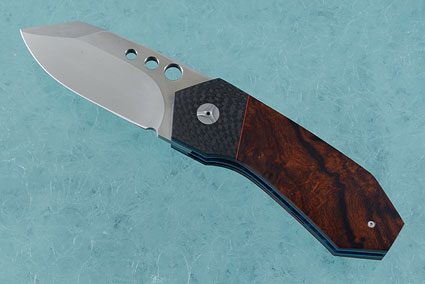 Tactical FLF with Ironwood, Carbon Fiber, and MoonGlow II (IKBS)