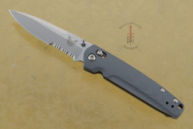 Valet (485S), Serrated