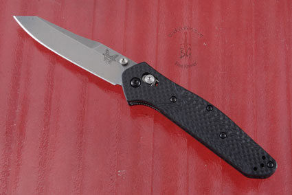 Osborne AXIS (940-1) with Carbon Fiber