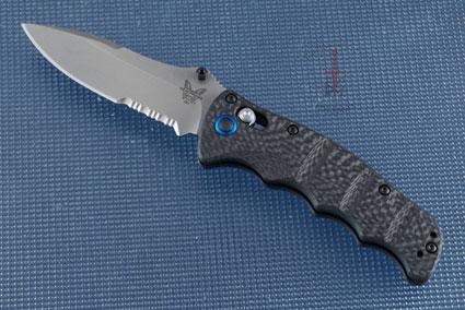 Nakamura AXIS (484S-1), Serrated