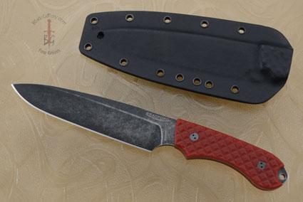Guardian 6 - Red G10, Nimbus Blade