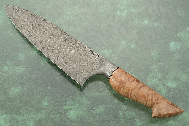 Chef's Knife (7-1/8 in.) with Flame Maple