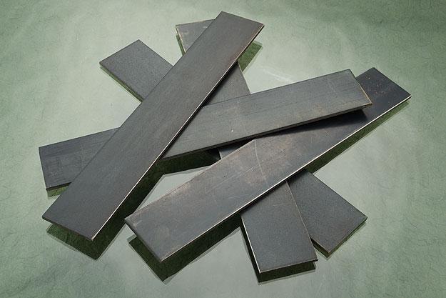 SG2 Stainless/Nickel Damascus DPS San Mai - 31 layer (.12
