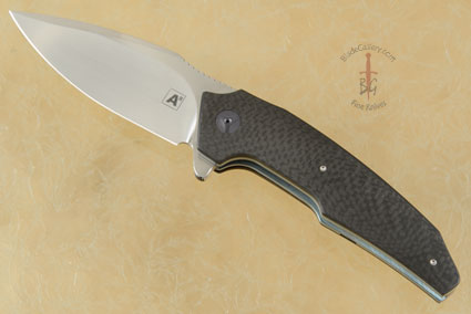 A6 Flipper with Carbon Fiber (Collaboration with Tashi Bharucha) - IKBS