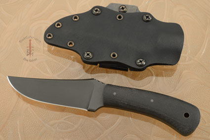 Blue Ridge Hunter (Gen 2) with Micarta and Caswell Finish