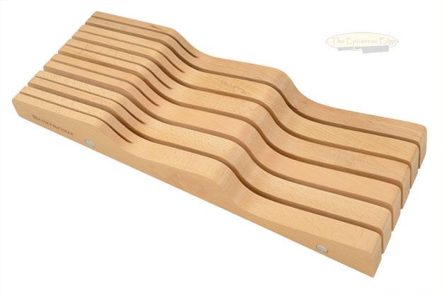 In-Drawer Storage Tray, Beechwood, 11 Slots (DKH-11BW)
