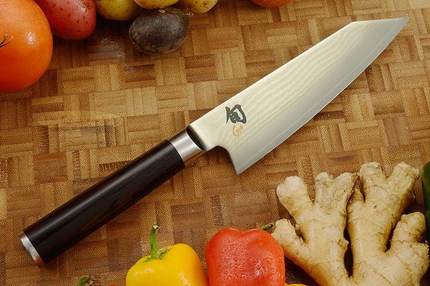 Shun Classic Chef's Knife/Kiritsuke - 6 in. (DM0777)