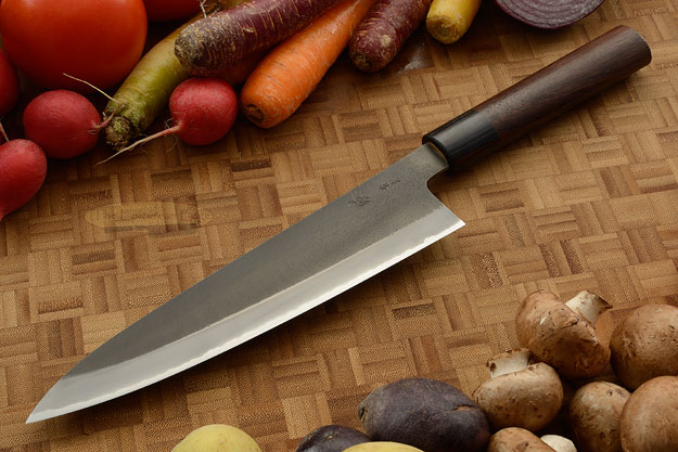 Chef's Knife (Gyuto) - 8-1/4 in. (210mm) - Aogami Super