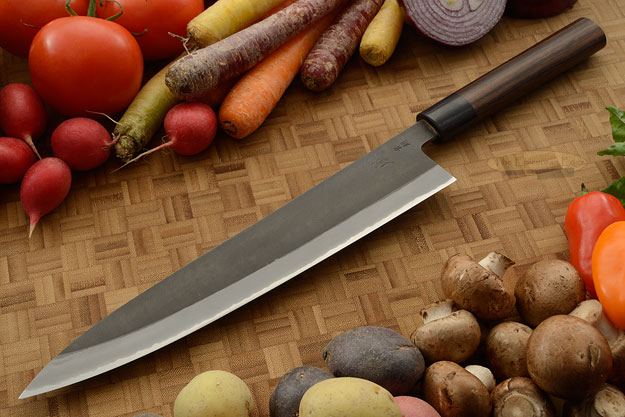 Chef's Knife (Gyuto) - 10-3/4 in. (270mm) - Aogami Super