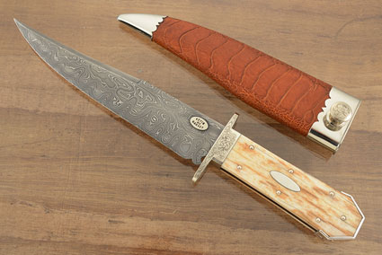 Butcher and Woodhead Style Bowie