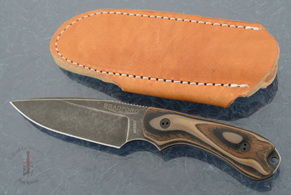 Guardian 3 - 3D G-Wood, Nimbus Blade, False Edge Grind