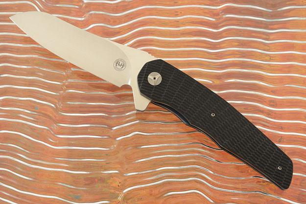 M38 Flipper with Black G10 (IKBS)
