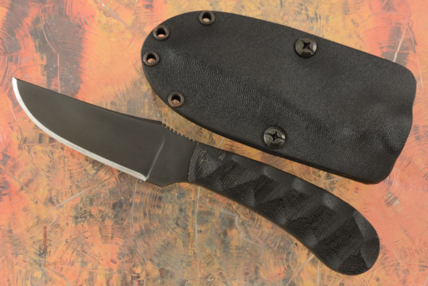 Standard Duty 1 (SD1) with Sculpted Black Micarta and Caswell Finish