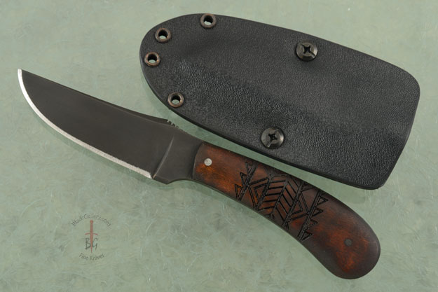 Standard Duty 1 (SD1) with Maple, Tribal Markings and Caswell Finish