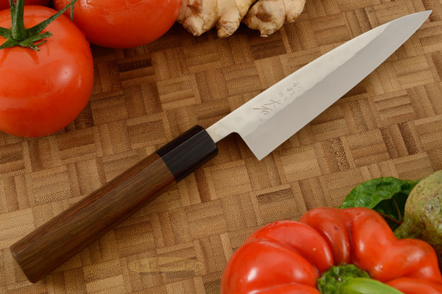 Tsuchime SLD (Stainless Steel) Petty Knife - Fruit - 5-1/3 in. (135mm)
