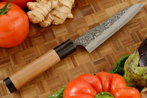 Damascus SLD Utility - Fruit Knife - 4 3/4 in. (120mm)