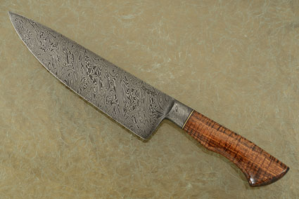 Integral Damascus Chef's Knife (7-1/2