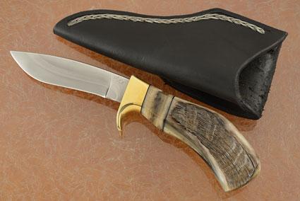 Black Pronghorn Hunter (4-3/4