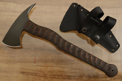 Wild Bill with Sculpted Maple and Caswell Finish