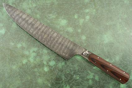 Damascus Chef's Knife (9-1/4