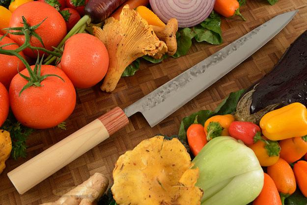 Nashiji Slicing Knife (Sujihiki) - 10-2/3 in. (270mm)