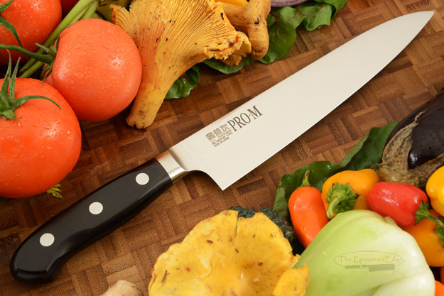 Pro-M Chef's Knife - Gyuto - (210mm / 8-1/4 in)
