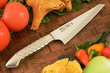 Pro-S Boning Knife - Honesuki - (145mm / 5-3/4 in)
