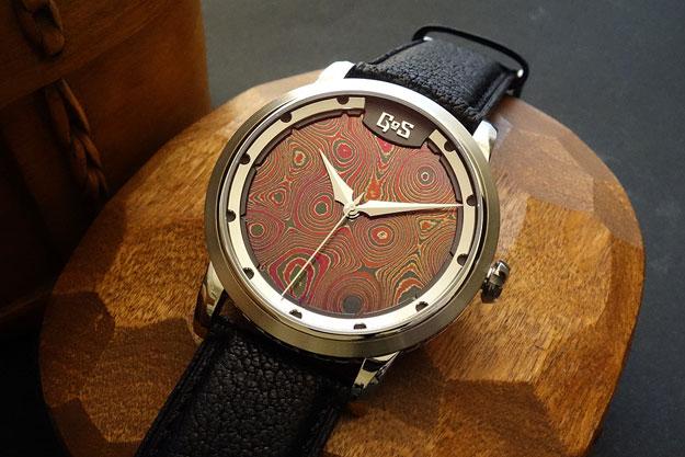 Sarek Skeletonized Wrist Watch - Serial No. 15