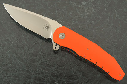 A3 Flipper with Orange G10 (Double Row IKBS)