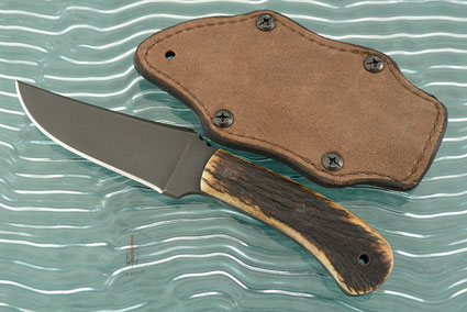 Blue Ridge Hunter (Gen 2) with Elk Antler and Caswell Finish