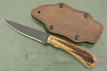 Operator with Elk Antler and Caswell Finish