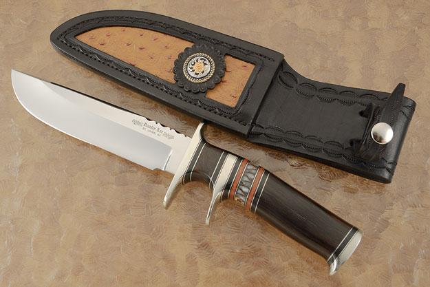 African Blackwood Sub-Hilt Fighter
