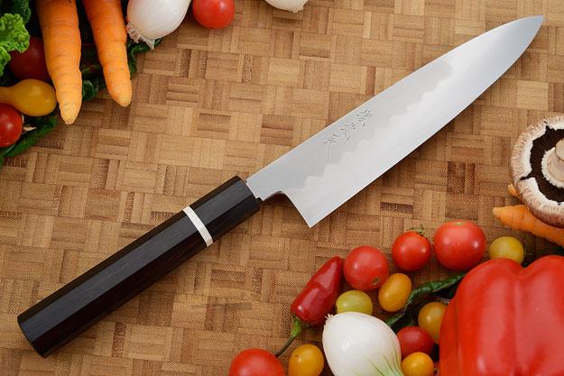 Honyaki Chef's Knife - Gyuto, 210mm (8 1/4 in)