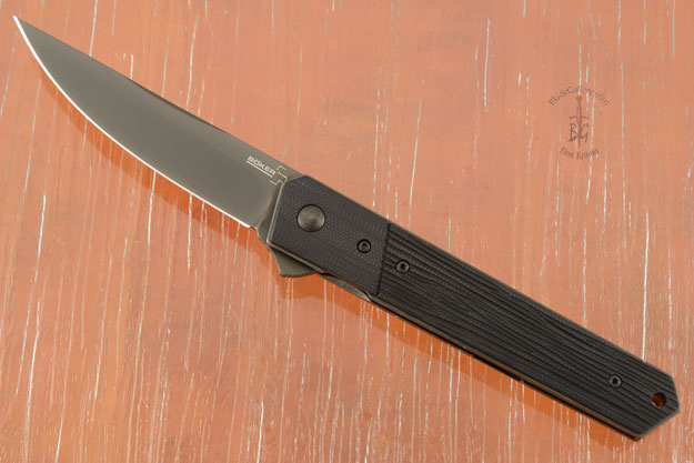 Boker Plus Kwaiken Flipper with Black G10 (01BO293)