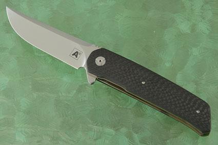 A7 Persian Flipper with Carbon Fiber (IKBS)