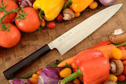Suminagashi ZDP Chef's Knife - Gyuto (270mm / 10-2/3 in)