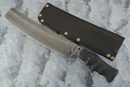Competition Damascus Chopper