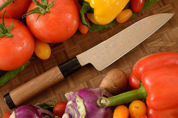 Yushoku Utility - Fruit Knife - 5 1/3 in. (135mm)