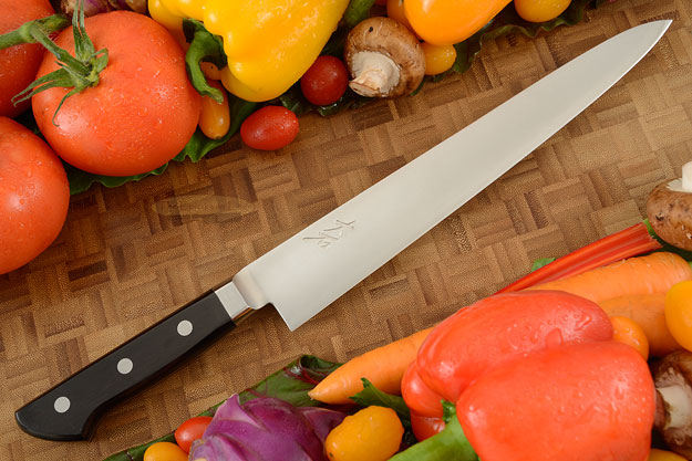 Migaki Slicing Knife (240mm / 9-1/2 in)