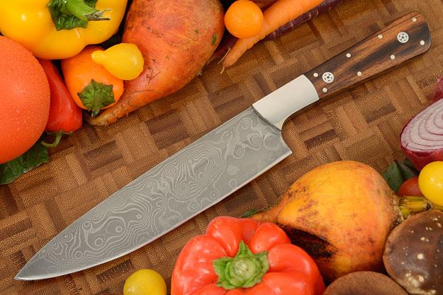 Slicer with Desert Ironwood and Damascus
