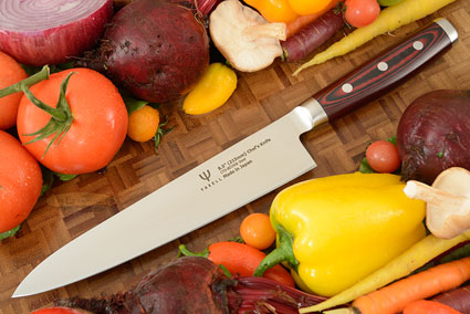 Dragon Fire Apogee Chef's Knife - Gyuto (8 1/2 in. - 215mm)