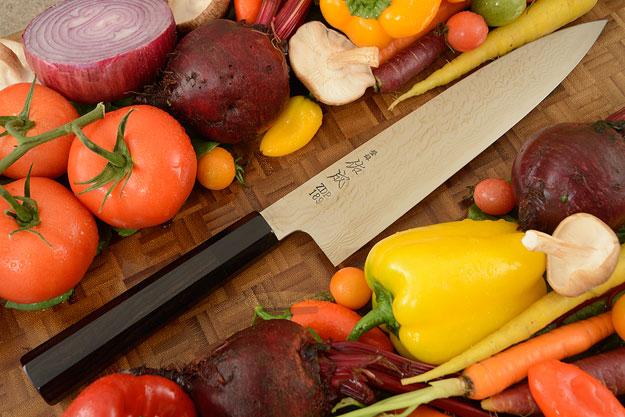Suminagashi ZDP Chef's Knife - Gyuto (240mm / 9-1/2 in)