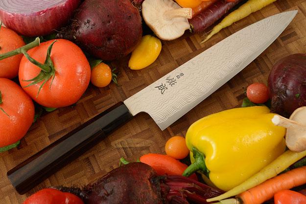 Suminagashi SG2 Chef's Knife - Gyuto (210mm / 8-1/4 in)